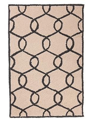 Jaipur Rugs Cadena Hand Hooked Rug (Silver)