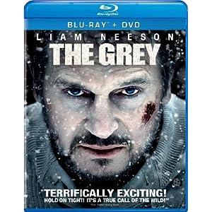 The Grey (Blu-ray + DVD + Digital Copy + UltraViolet)