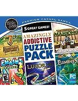 Amazingly Addictive Puzzle Pack - Jewel Case (PC)