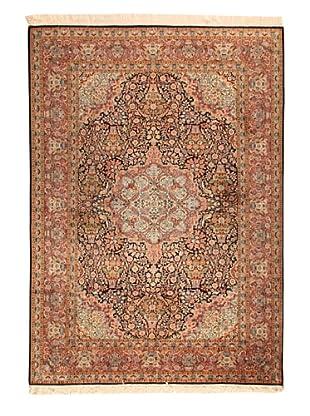 Roubini Srinagar Silk Fine Rug, Multi, 8' 9
