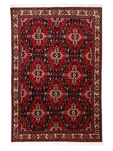 Roubini Afghan Rug (Multi)