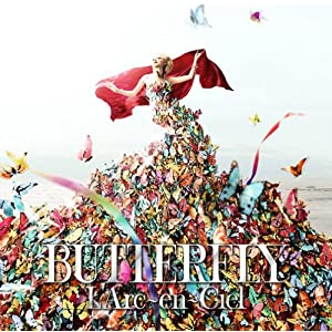 Amazon.co.jp: BUTTERFLY(通常盤): 音楽
