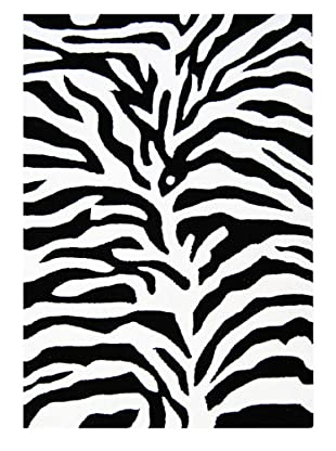 Horizon Safari Rug (Ivory/Black)