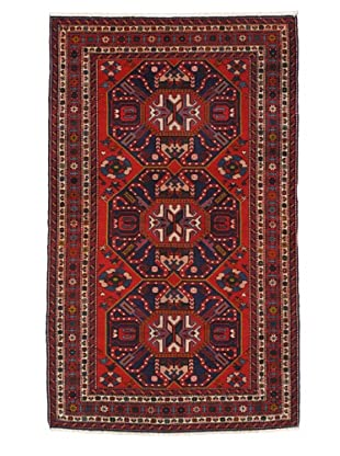 Rug Republic One Of A Kind Turkish Anatolian Hand Knotted, Multi Rug, 4' x 6' 8