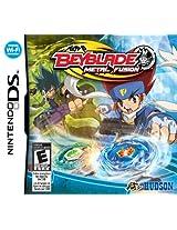 Beyblade: Metal Fusion (Nintendo DS) (NTSC)
