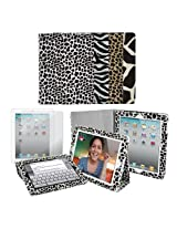 Sumdex Folding Stand for Apple iPad 2  (P2LSTDZBW)