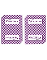 The Venetian Authentic Casino Playing Cards - 1 Deck