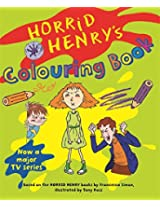 Horrid Henry's Colouring Book