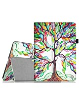 Fintie I Pad Mini 1/2/3 Case Folio Slim Fit Stand Case With Smart Cover Auto Sleep / Wake Feature For Apple I Pad Mini 1 / I Pad Mini 2 / I Pad Mini 3, Love Tree