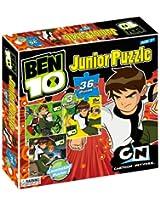 Ben 10 Junior Puzzle