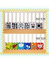 Baby Bucket clip on Book for stroller and crib