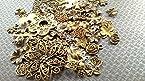Imported Antique Bronze Flower Tibetan pendants