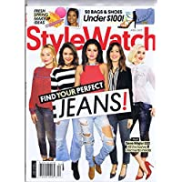 People Style Watch April 2017 小さい表紙画像