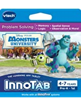 VTech InnoTab Monsters University Software