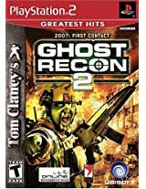 Tom Clancy's Ghost Recon 2 First Contact - PlayStation 2
