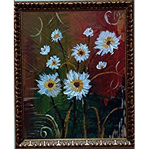 TitliArt Creations Bunch Of Daisies