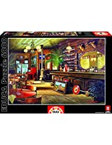 Educa Big Sky Saloon Puzzle (6000-Piece)