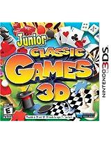 Junior Classic Games 3D (Nintendo 3DS) (NTSC)