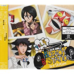 RADIO DJCD[BLEACH�gB�hSTATION]Third Season Vol.4