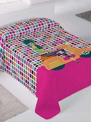Robine Zingone Colcha Bouti Fun (Multicolor)