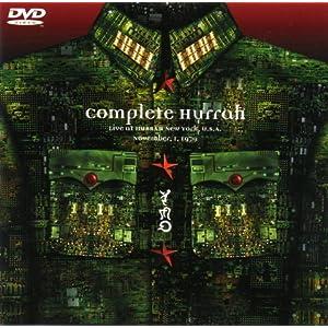 COMPLETE HURRAH [DVD]
