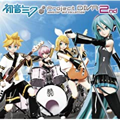 ~N -Project DIVA- 2nd NONSTOP MIX COLLECTION