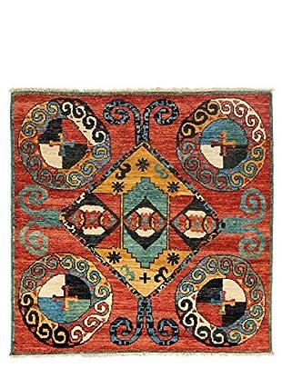Darya Rugs Kaitag Oriental Rug, Red, 5' 10
