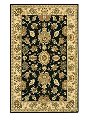 Chandra Adonia Rug (Black/Cream)