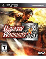 Dynasty Warriors 8 (PS3)