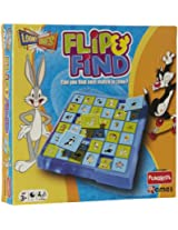 Funskool Looney Tunes Flip and Find Game