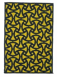 Trina Turk for Peking Handicraft Santorini Hook Rug (Grey)