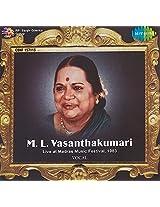 M.l. Vasanthakumari