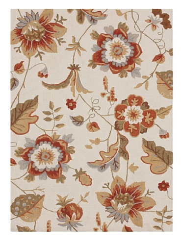 Loloi Rugs Francesca Collection Rug (Ivory)