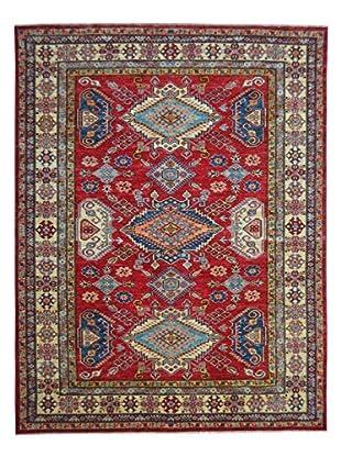 Kalaty One-of-a-Kind Kazak Rug, Red, 5' 11