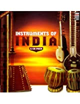 Instrument of India (Set of 6 Audio CDs) - Music Today (2010) - 405 Minutes