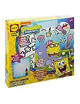 ALEX Toys SpongeBob Rub Art Kit