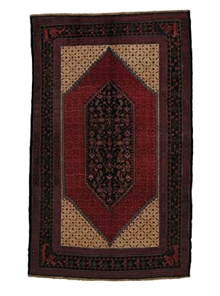 Rug Republic One Of A Kind Turkish Anatolian Hand Knotted, Multi Rug, 4' 9