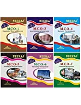 IGNOU M.com Second Year Help Books Combo-MCO1 | MCO3 | MCO4 | MCO5 | MCO6 | MCO7 in English Medium