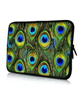 "Peacock eyes 7"" 7.2"" 7.7"" 7.9"" 8"" inch Touch Screen Tablet Case Sleeve Pouch Bag for Apple iPad mini Retina Display/Apple iPad Mini 2/ASUS MeMO Pad/Google Nexus 7/iView TV Pad/SupraPad/Acer Iconia One/LG G Pad/Ematic Touchscreen Tablet/HP Stream 7 /SAMSUNG Galaxy Tab 3/Trekstor Xiron 7/Ematic FunTab Kid Mode/DELL Venue 7"
