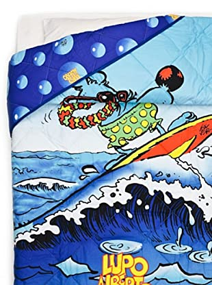 Cartoons Home Textile Quilt Lupo Alberto