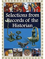 Selections from Records of the Historian