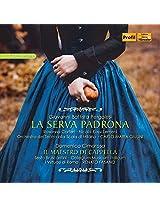 Pergolesi:La Serva Padrona [Various, Carlo Maria Giulini; Renato Fasano] [Profil: PH16009]