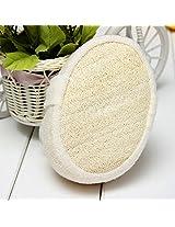 Natural Beige Exfoliator Loofah Bath Sponge Shower Wash Massage Body Scrubber