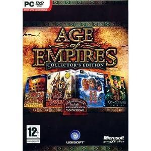 UBI Soft Age of Empires-PC DVD Games