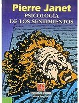 Psicologia de los sentimientos/ Psychology of Feelings (Psiquiatria y Psicologa)