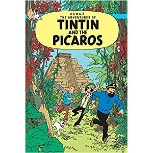 Adventures of Tintin: Tintin and Picaros