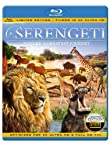 Serengeti: Nature's Greatest Journey [Blu-ray]