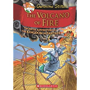 The Volcano of Fire: 5 (Geronimo Stilton)