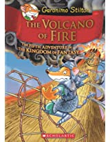 The Volcano of Fire: 5 (Geronimo Stilton - 5)