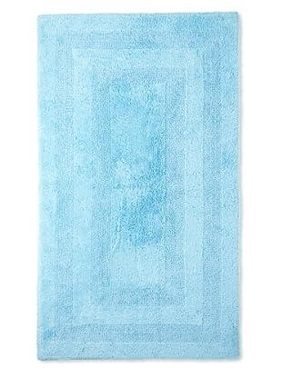 Terrisol Reversible Cotton Bath Rug (Surf)